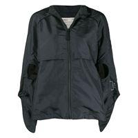 A-COLD-WALL* giacca con dettaglio cut-out - nero