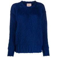 Plan C maglione - blu