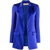 Blanca Vita blazer georgia - blu