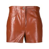 Salvatore Ferragamo shorts - marrone