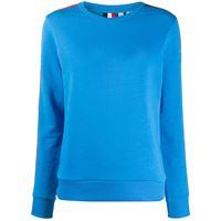 Rossignol maglione con righe laterali - blu