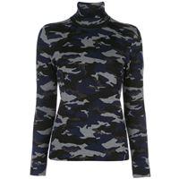 Aztech Mountain maglione a collo alto matterhorn - blu