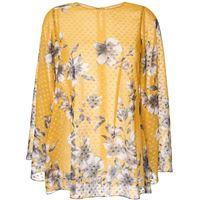 Bambah tunica a fiori - giallo