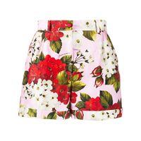 Dolce & Gabbana shorts a fiori - rosa