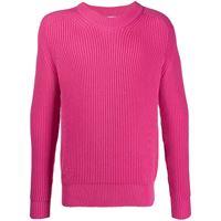AMI Paris maglione con girocollo - rosa
