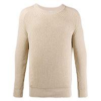 AMI Paris maglione a girocollo - toni neutri