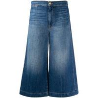FRAME jeans a vita alta - di colore blu