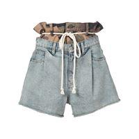 Haculla shorts denim - blu