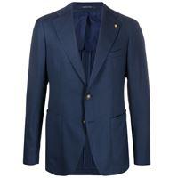 Tagliatore giacca da abito - blu