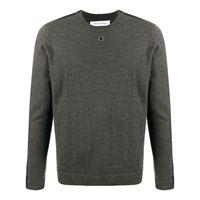 Craig Green maglione con design color-block - grigio