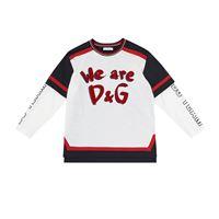 Dolce & Gabbana Kids top in cotone con stampa