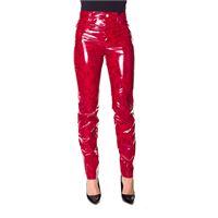 ICEBERG pantaloni donna b0515108s471 poliestere rosso