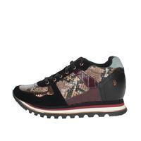 Gioseppo sneakers donna nero/bordeaux
