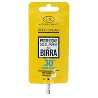 Lr wonder company hollywood sun beer cream spf +30 protezione alta 15 ml