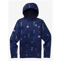BURTON girls oak pullover hoodie