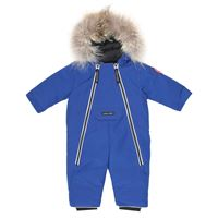 Canada Goose Kids baby - tutina da sci con pelliccia