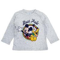 Topolino - Mickey Mouse maglia neonato mc. Lunga topolino