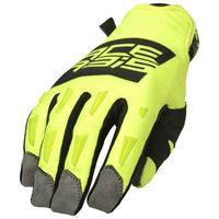 Acerbis - guanti motocross Acerbis mx wp homologated giallo