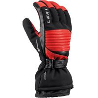 Leki Alpino xplore xt s 7 vintage red / black