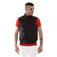 Woolrich deepsix quilted vest smanicato uomo