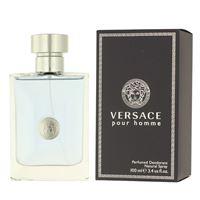 Versace pour homme deodorante in vetro (uomo) 100 ml