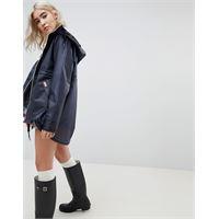 Hunter womens original - giacca antipioggia-blu navy