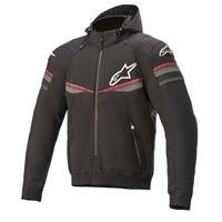 Alpinestars giacca moto Alpinestars sektor v2 tech nero rosso acceso