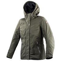 Ls2 giacca con cappuccio rambla xxxl khaki