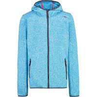 CMP giacca in pile bambino blu