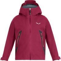 Salewa giacca agner gtx 3l bambino rosso