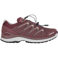 Lowa scarpe maddox gtx lo donna rosso