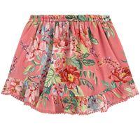 Zimmermann bambino - gonna in voile di cotone - bambina - 6 anni - rosa