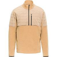 Aztech Mountain maglione a pannelli smuggler - toni neutri