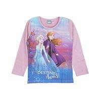Frozen - Disney maglia mc. Lunga frozen