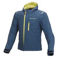 Macna giacca con cappuccio refuge l blue