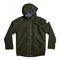 Quiksilver giacca Quiksilver boy's waiting period youth deep depths