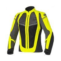CLOVER giacca airjet 4 giallo nero - CLOVER