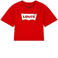 Levis Kids bambino - logo top corto rosso - bambina - 12 anni - rosso