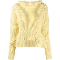 Alexander McQueen maglione - giallo