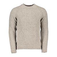 SUPERDRY maglione girocollo costa inglese tweed rib crew
