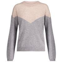 Velvet pullover mika in cashmere