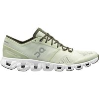ON Running scarpe cloud x uomo bianco
