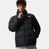TheNorthFace the north face giacca in piumino con cappuccio uomo diablo fir green/tnf black taglia l uomo
