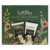 EuPhidra linea floreali cofanetto corpo idratante fresia bagno crema+crema corpo