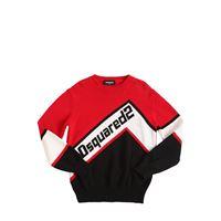 DSQUARED2 maglia in cotone con logo