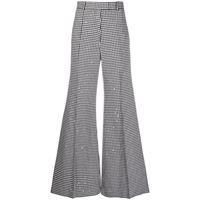 Racil pantaloni a gamba ampia - bianco