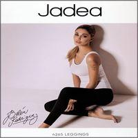 Jadea leggings in morbido cotone elasticizzato 4265 jadea