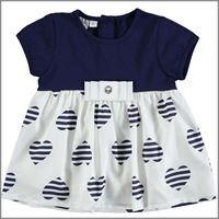 IDO t-shirt mezza manica 4u351 bambina IDO