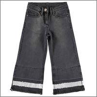 IDO jeans da ragazza zampa di elefante 4v899 IDO