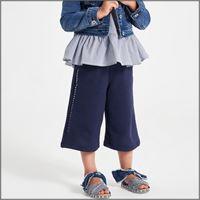 IDO pantalone corto in maglia 4w347 bambina IDO